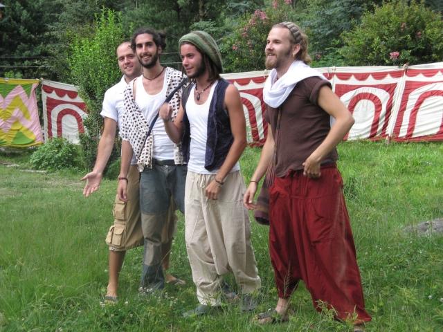 Kasol-hippies